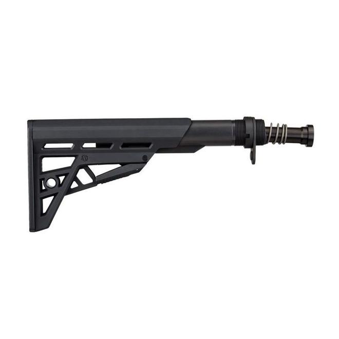 ATI AR-15 TactLite 6 Position Mil-Spec Black