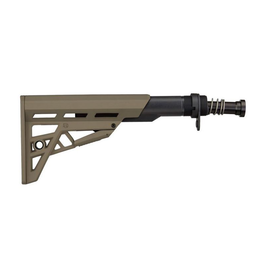 Advanced Technology International ATI AR-15 TactLite 6 Position Mil-Spec Flat Dark Earth
