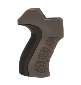 Advanced Technology International ATI AR-15 X2 Scorpion Recoil Pistol Grip w/ Gray Inlays