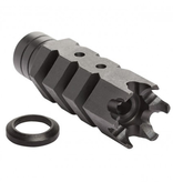 Advanced Technology International ATI AR-15 .223/5.56 Steel Shark Muzzle Brake