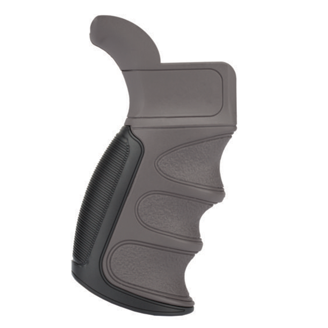 ATI AR-15 Scorpion Pistol Grip Gray