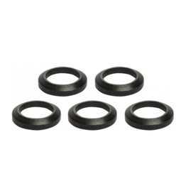 Advanced Technology International ATI Steel Crush Washers Black Oxide Finish Individual