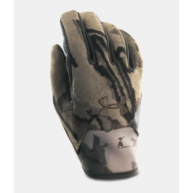 Under Armour - Men's Mid Season Windstopper Glove - Camo