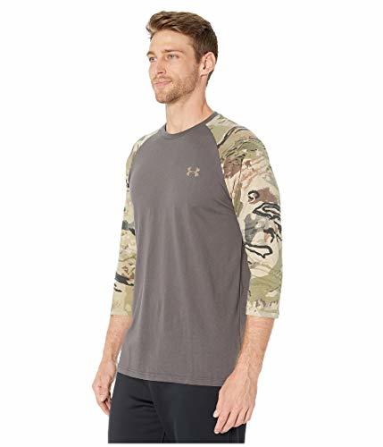 Under Armour Under Armour Mens Camo Sleeve Utility Grey