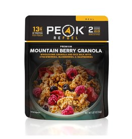 PEAK REFUEL Peak Refuel Mountain Berry Granola