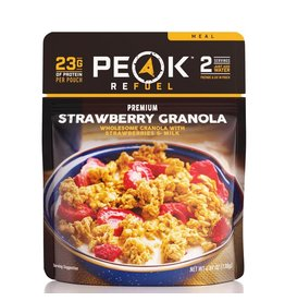 PEAK REFUEL Peak Refuel Strawberry Granola