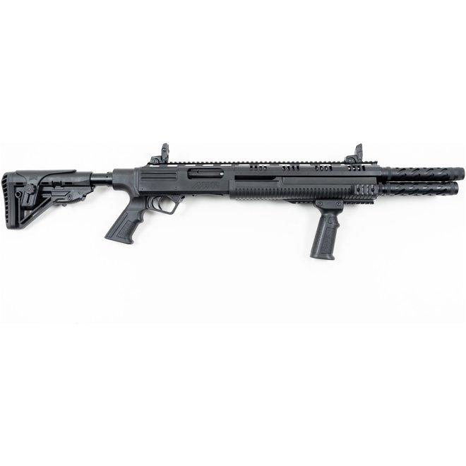 """Hunt Group Shotgun MH12 Pump 12GA 2 3/4"""" 14+2 Rds"""