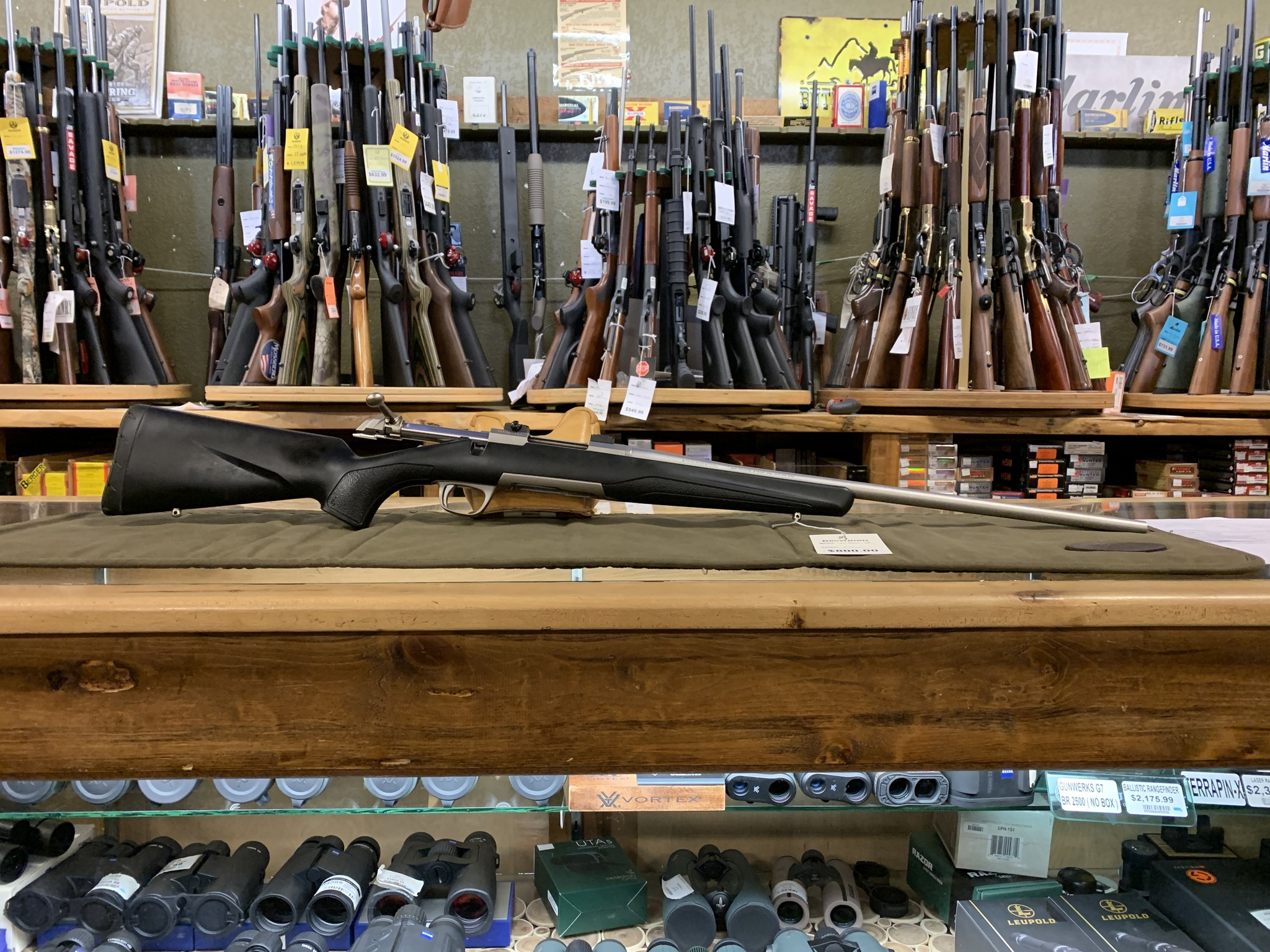 Browning Browning X-Bolt Synthetic 243 Win