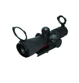NcSTAR NcSTAR SRT 4x32 Scope w/ Red Laser/Mildot