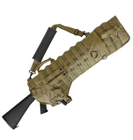 Fox Outdoors Fox Tactical Assault Rifle Scabbard Coyote