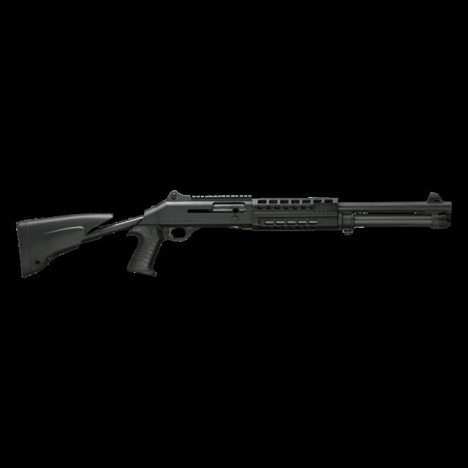 """Benelli M4-A1 12ga/18.5"""" Tele-Stock Short"""