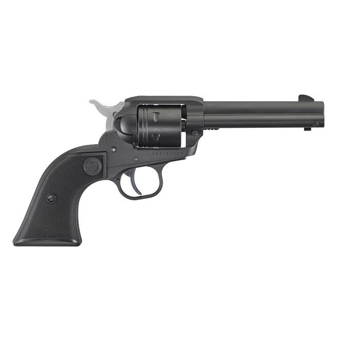 Ruger Wrangler Black Cerakote 22LR