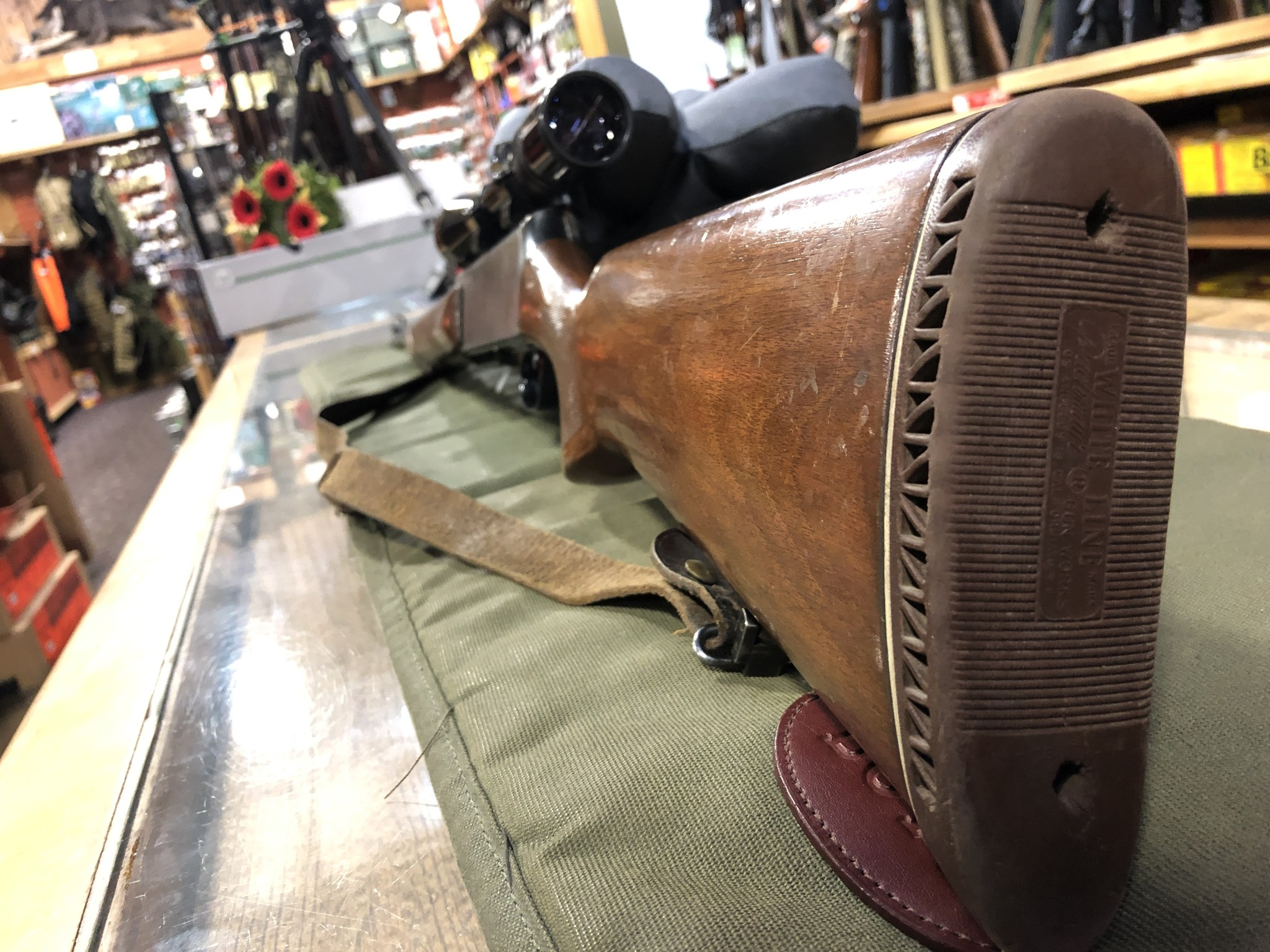 Browning Browning BAR 30-06 w/ 3-9x40