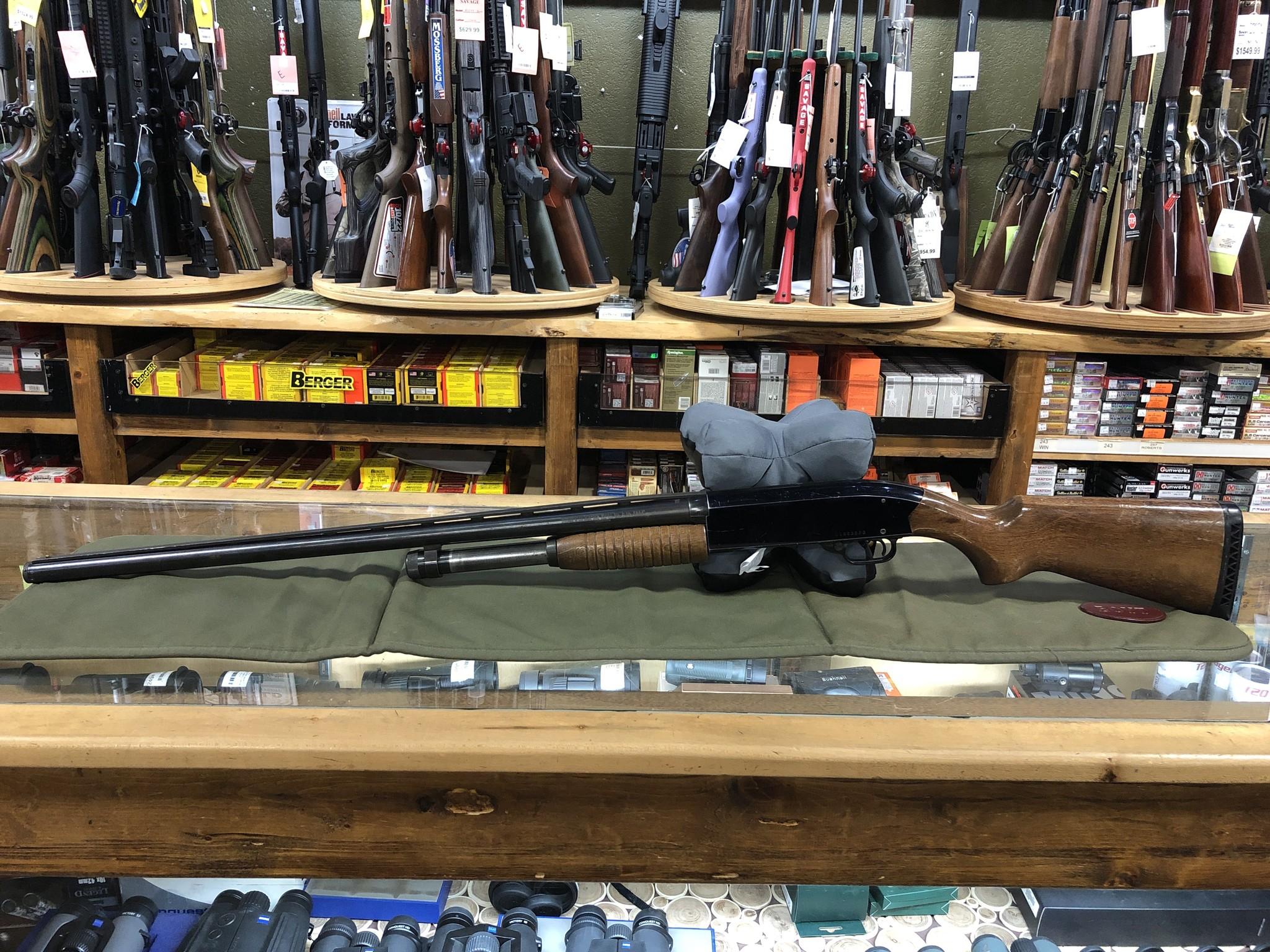 Winchester Winchester 120 12GA Pump G#3046