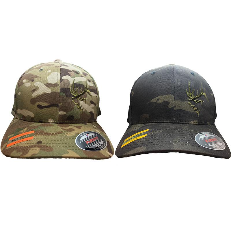 Corlane Apparel Corlane Flexfit Camo Hats