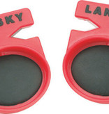 Lansky Lansky LCSTC Quick Fix Sharpener Mini Crock Stick w/ Tungsten Carbide