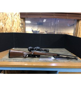 Remington Remington 700 Mountain Rifle 30-06 w/ Bipod, 2.5-8 Scope, and Ammo