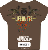 Nifty Giftee Nifty Giftee Crushed Tees Life On The Fly