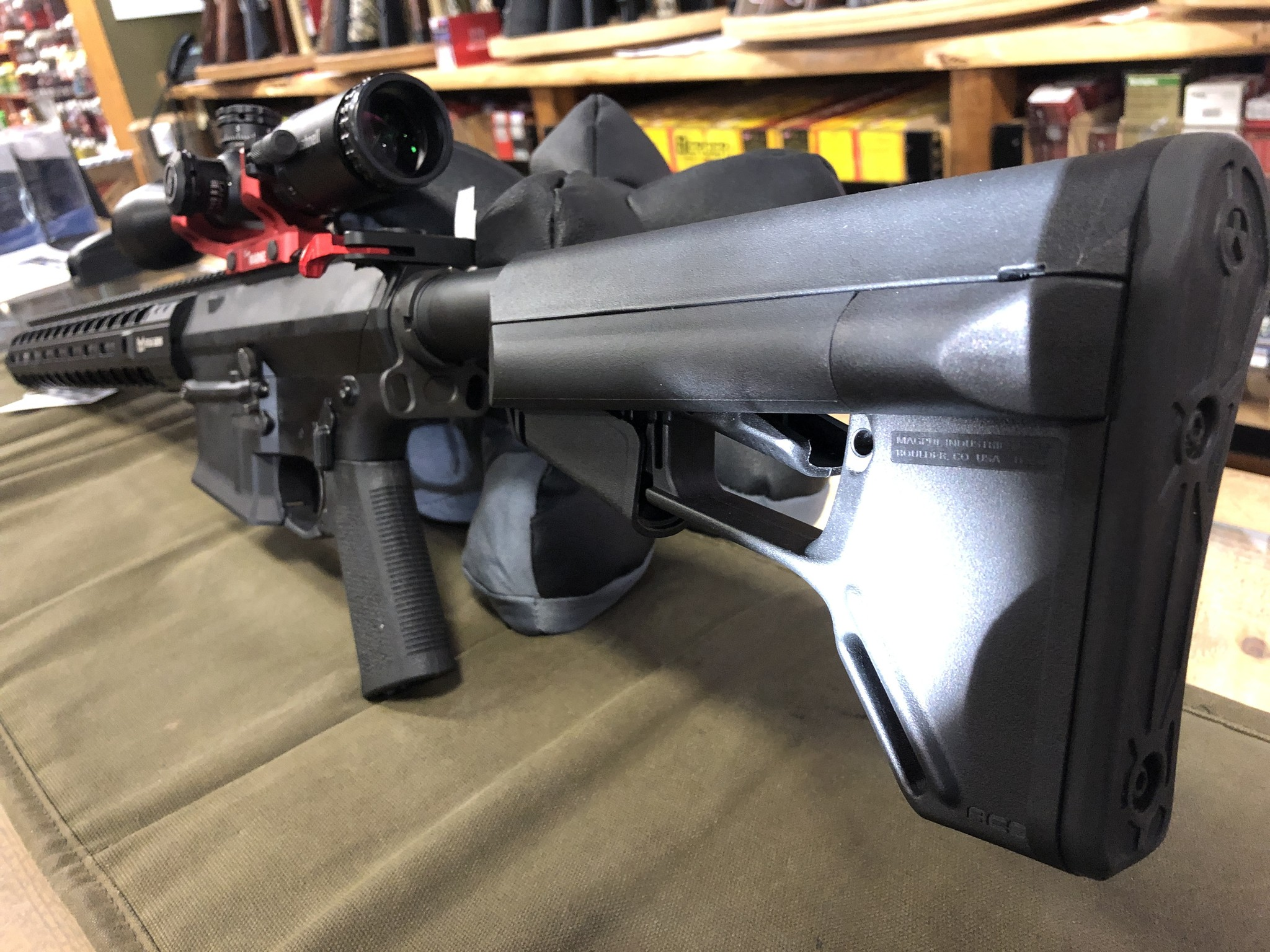 Stag Arms Stag Arms 10 308 Win w/ Scope G#3073