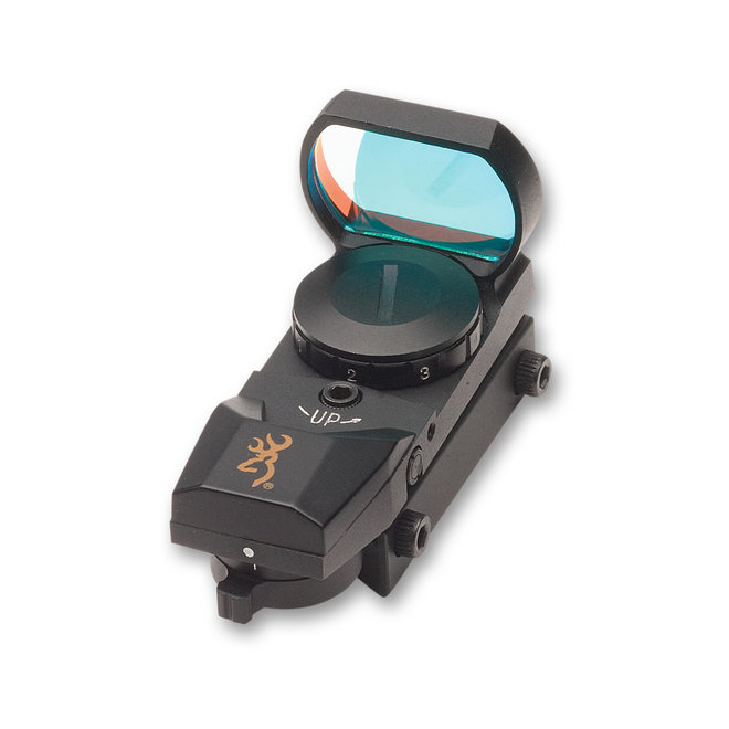Browning Buckmark Red Dot Sight 4-Pattern Reticle