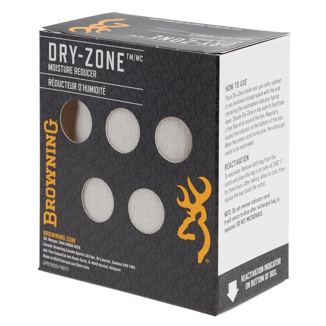 Browning Dry Zone Desiccant Moisture Reducer