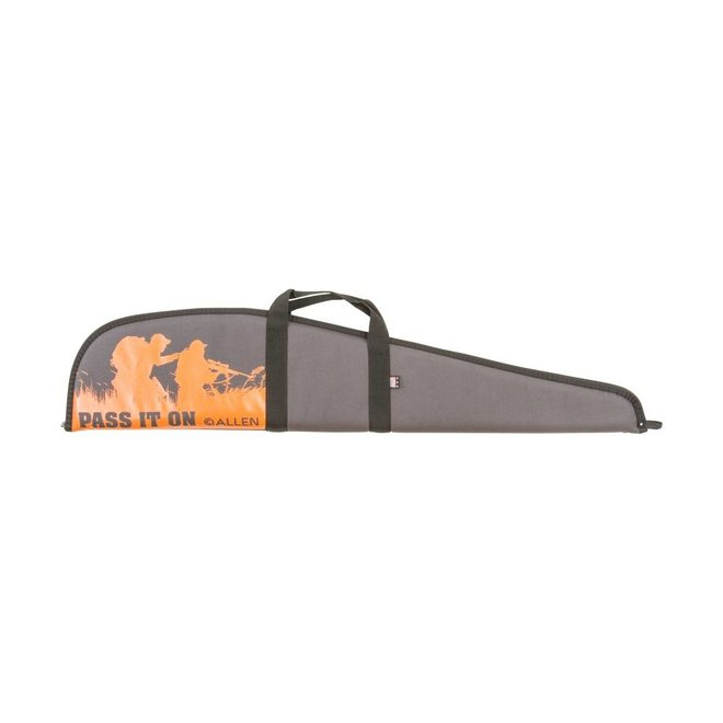 "Allen Pass It On Gun Case 40"" Gray"