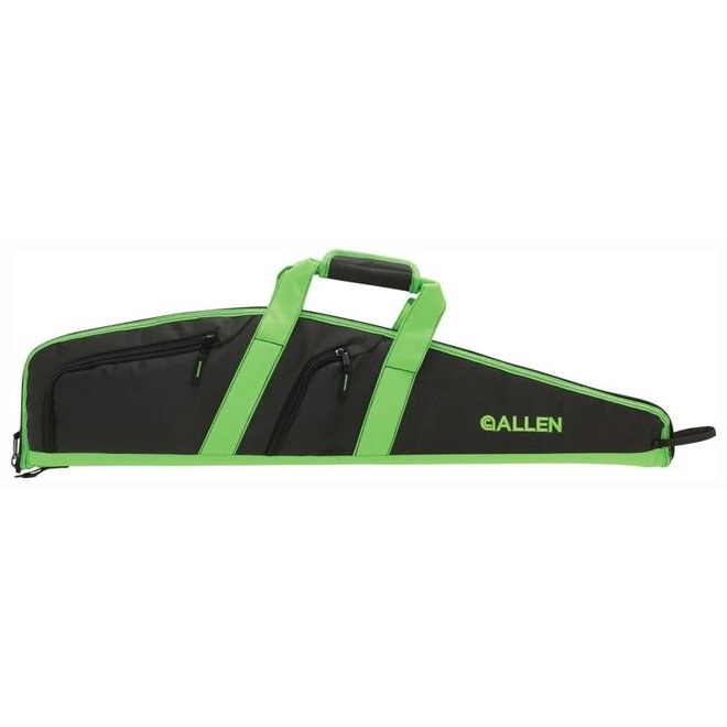 "Allen Springs Compact Youth Rifle Case 32"" Green/Black"
