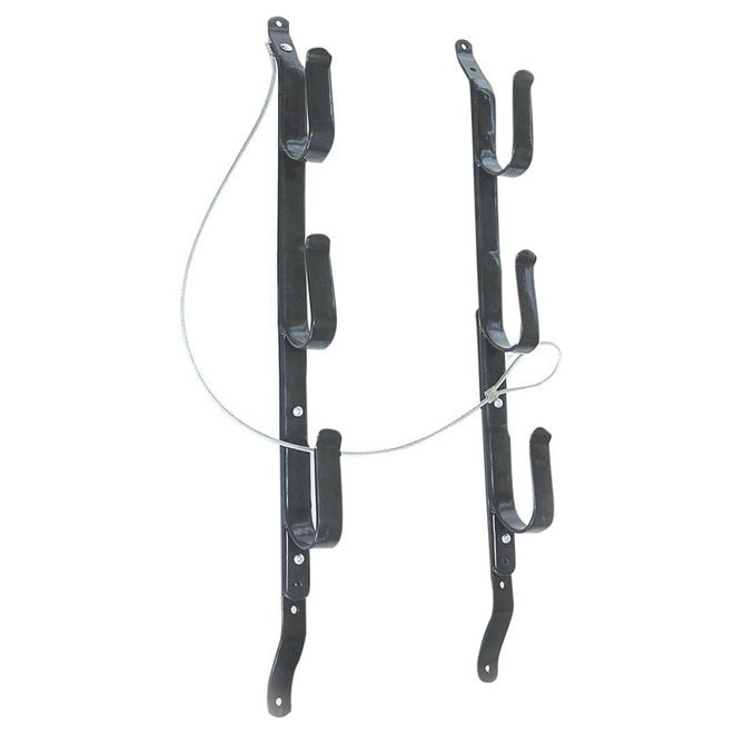 Allen Three Gun Locking Gun Rack
