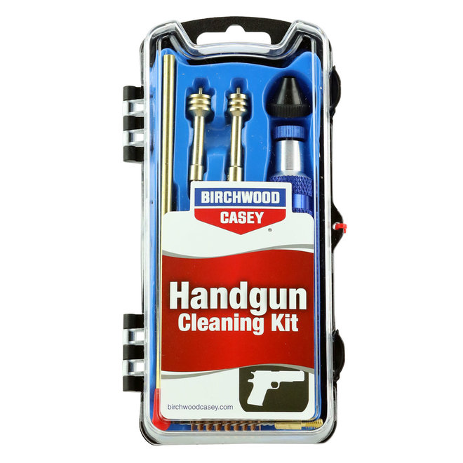 Birchwood Casey Hand Gun Cleaning Kit