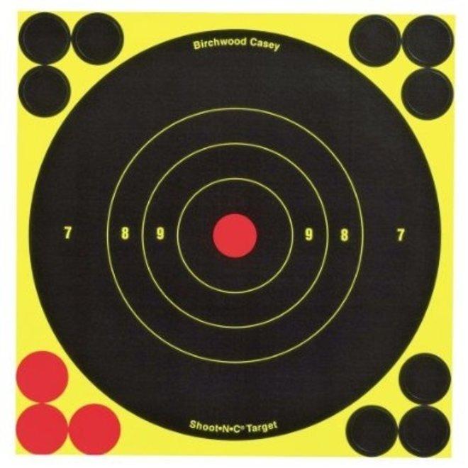 Birchwood Casey Shoot N C 12 Targets