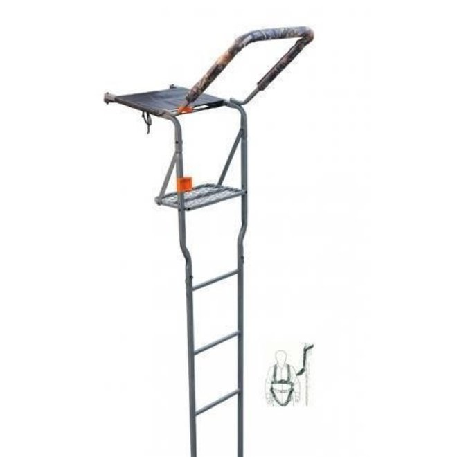 Altan Owl Ladder Stand 15'
