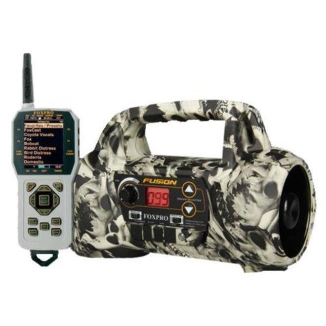 FoxPro Fusion Portable Electric Caller Skull Camo