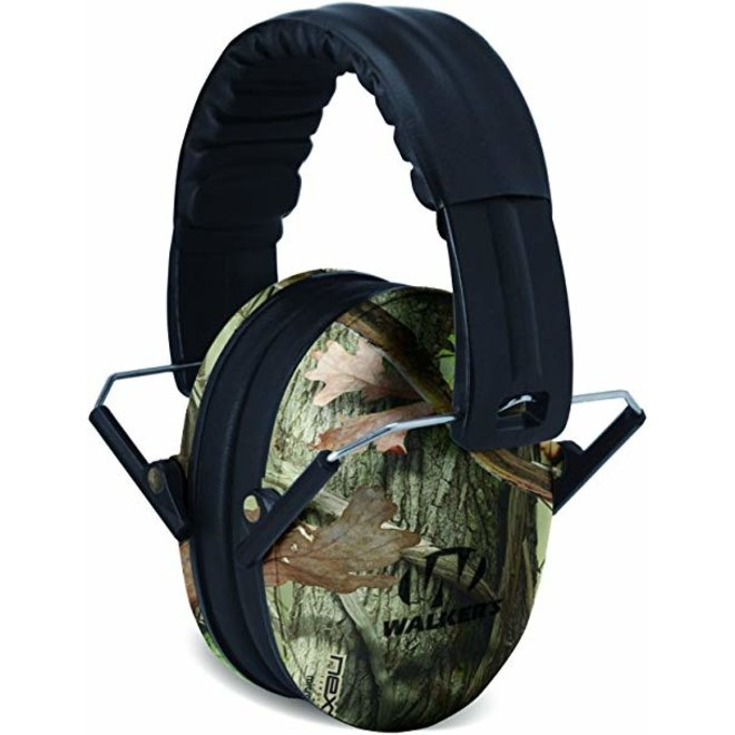 Walker's Baby and Kids Earmuffs (NRR 23 dB) Camo
