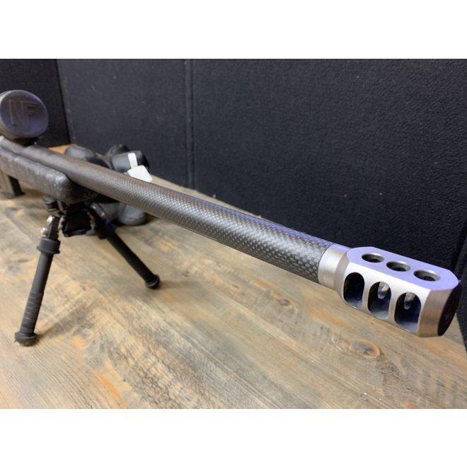 Christensen Arms TFM 338 Lapua w/ Nightforce NXS 5.5-22x56 NPR2 Reticle C-3698