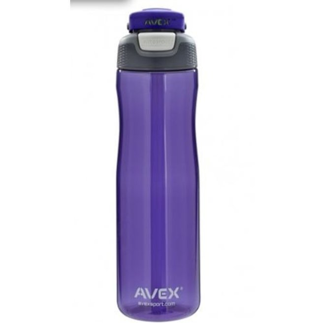 Avex Wells 25Oz Purple Water Bottle