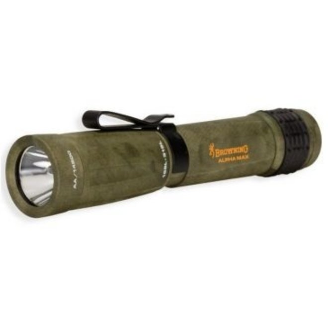 Browning Alpha Max L.E.D. Flashlight w/ Charger