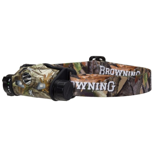 Browning Epic Headlamp w/ Batteries & USB Charger