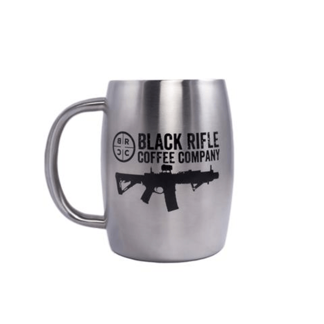 Black Rifle Coffee Company Stainless Steel Mug