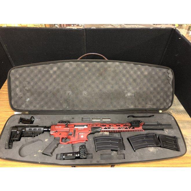 Derya Arms MK-12 12GA Semi-Auto Blurred Red Canadian Edition G#3171