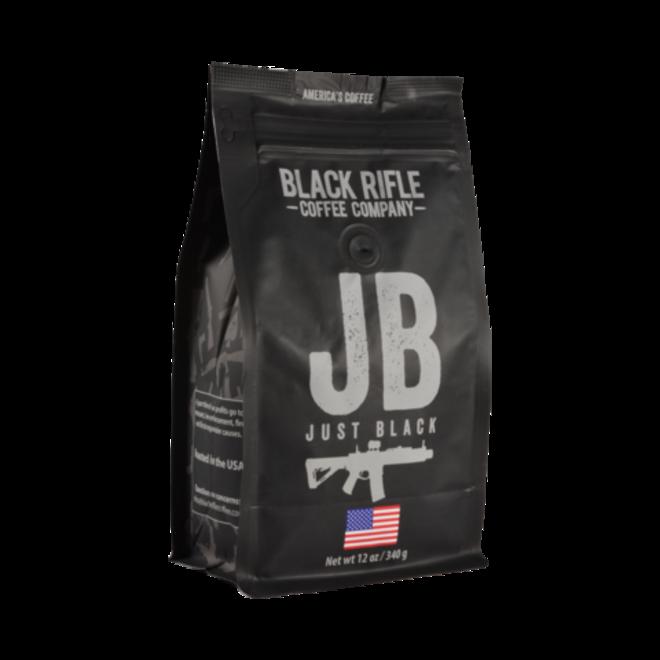 Black Rifle Coffee Co. Just Black Whole Bean Bag