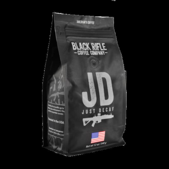 Black Rifle Coffee Co. Just Decaf Whole Bean Coffee Roast