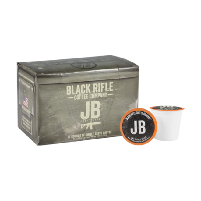 Black Rifle Coffee Co. Just Black Coffee Rounds