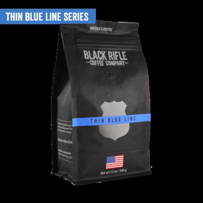 Black Rifle Coffee Co. Thin Blue Line 12Oz Whole Bean