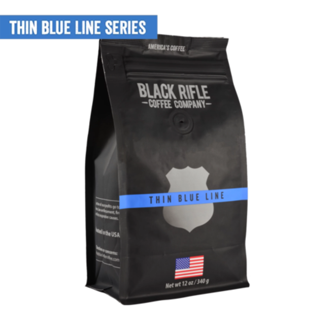 Black Rifle Coffee Co. Thin Blue Line Ground Roast