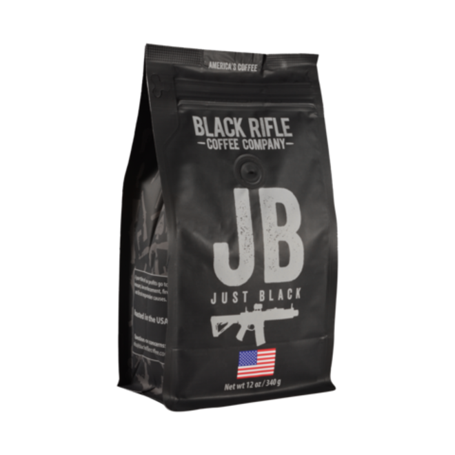 Black Rifle Coffee Co. Just Black Ground Roast