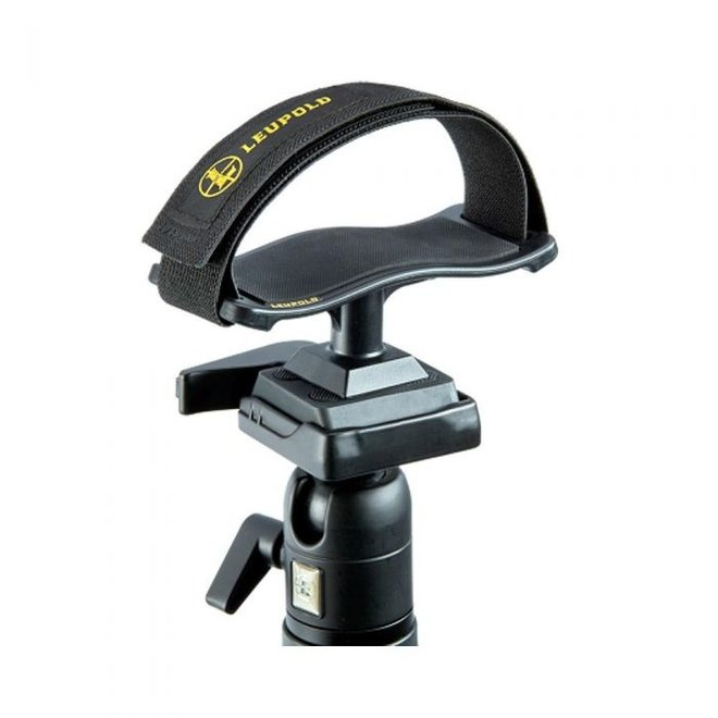 Leupold Binocular Tripod Adapter Tray Black