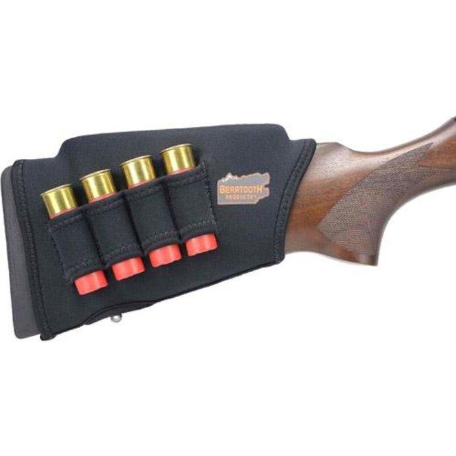 Beartooth Comb Raising Kit 2.0 Shotgun Black