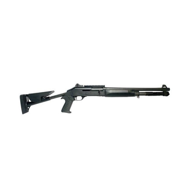 "Benelli M4 Super90 12GA 18.5"" w/ Collapsible Pistol Grip"