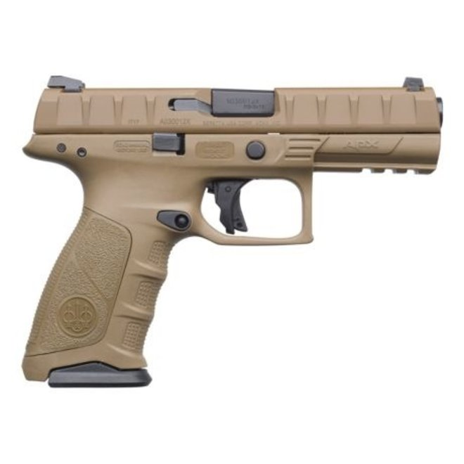 Beretta APX Tact Pistol FDE 9mm 9x19