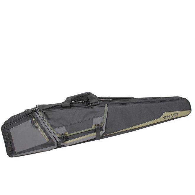 "Allen Rocky Double Rifle Case 50"" Black/Tan"
